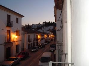 Vista desde Hotel Aire de Ronda