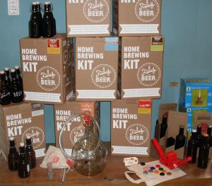 """Home Brewing Kit"" de Family Beer."