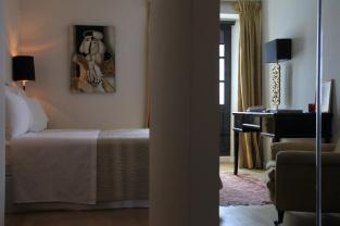 Hotel Aire de Ronda habitacion Oro