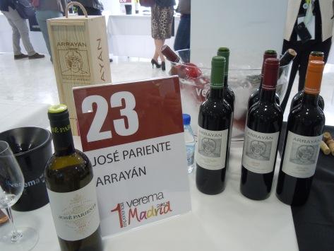 Bodegas José Pariente- Arrayán