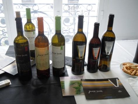 Vinos Javier Sanz Viticultor