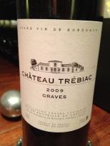 Vino Château Trebiac