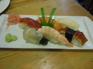 Nigiri Sushi Rocio.