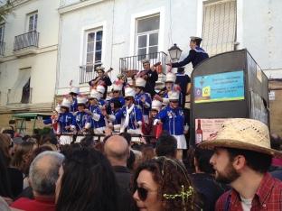 """Coro """"Las majoret de edad""""."""