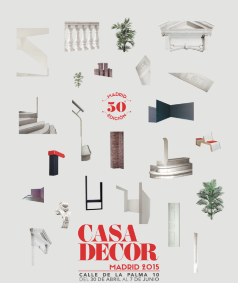 Cartel Casa Decor 2015