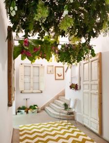 La casa por las paredes - Marta Sanchez Zornoza